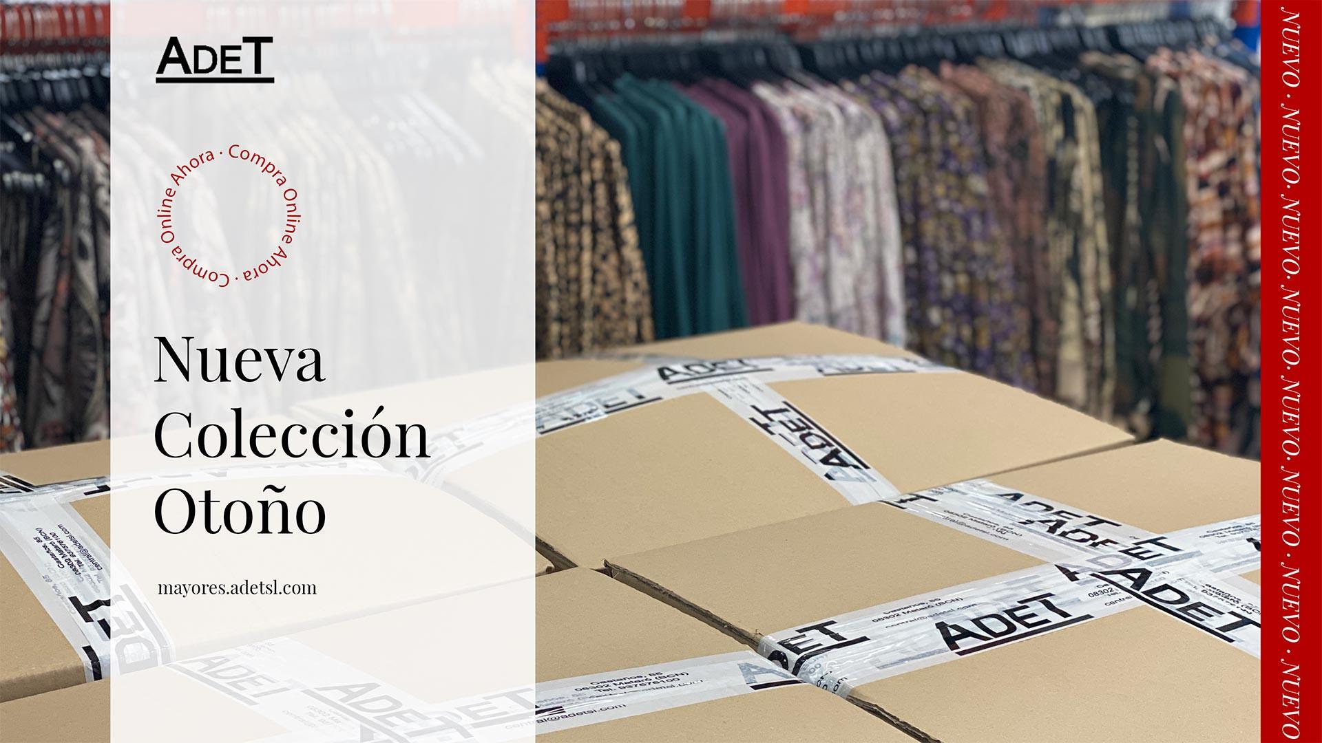 adet nueva coleccion ropa